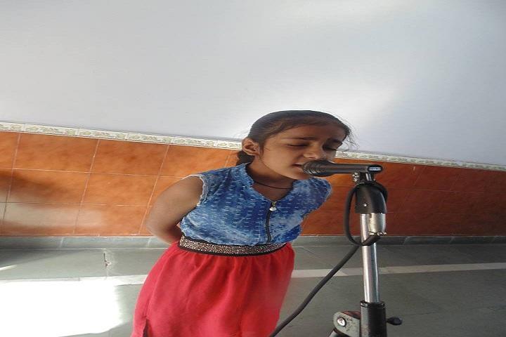 Saint Vivekanand International School-Singing Competition