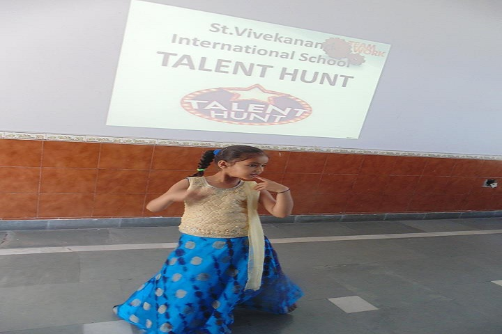 Saint Vivekanand International School-Talent Hunt