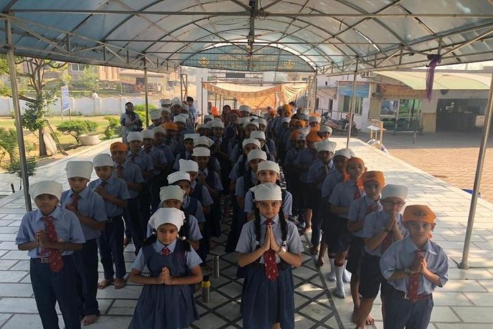 Saint Vivekanand International School-Tour