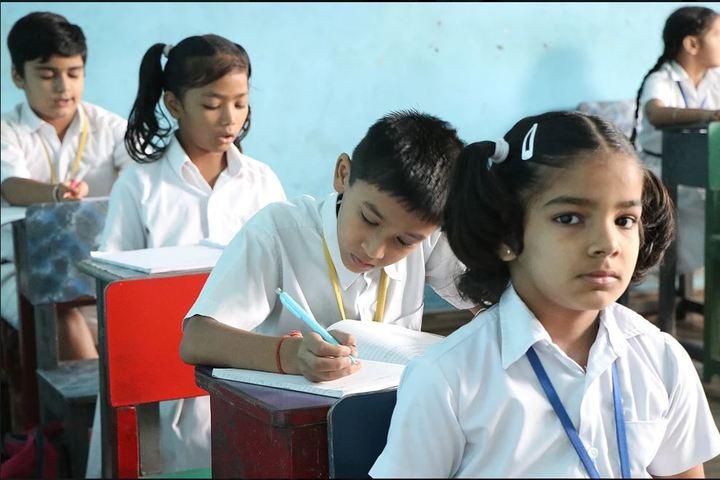 Saint Vivekanand International School-Classroom