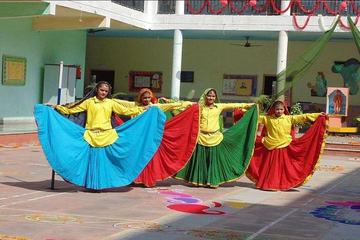 Saint Vivekanand International School-Cultural Fest