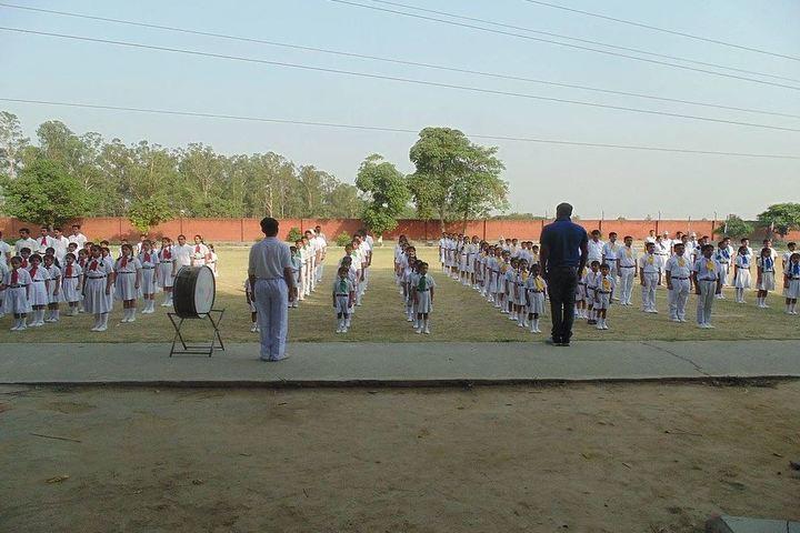 Saint Vivekanand International School-Morning Assembly