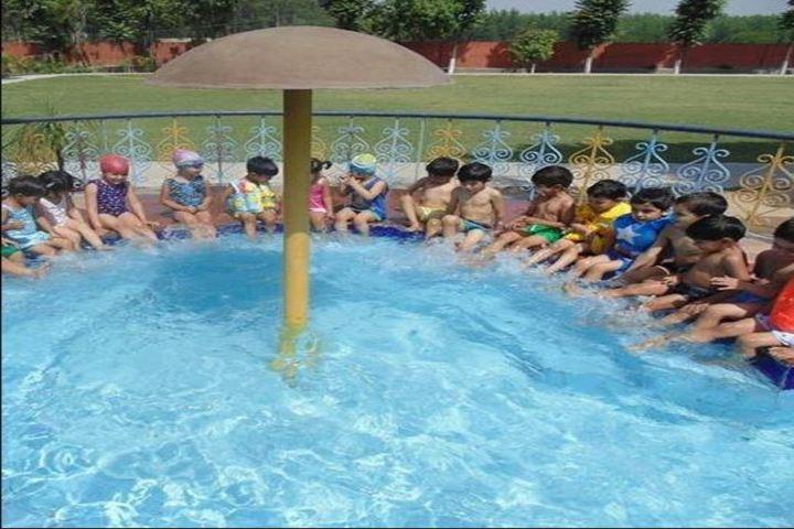 Saint Vivekanand International School-Swimming Pool