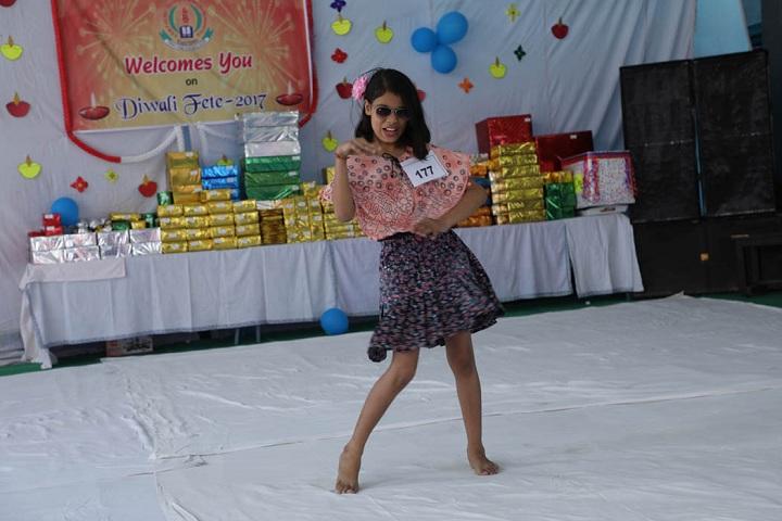 Sanjay Gandhi Memorial Public Senior Secondary School-Diwali Celebrations