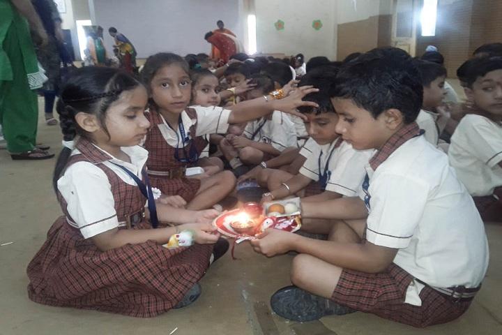 Sanjay Gandhi Memorial Public Senior Secondary School-Rakshabandhan