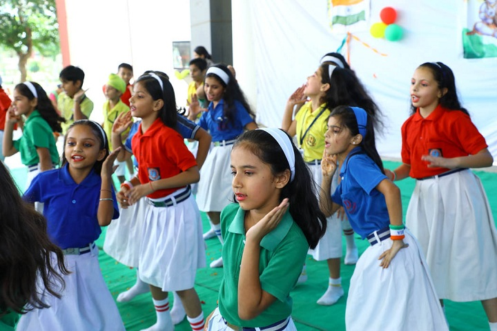 Sanjay Gandhi Memorial Public Senior Secondary School-Sports Day