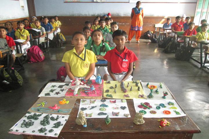Sanjay Gandhi Memorial Public Senior Secondary School-Classroom Activity