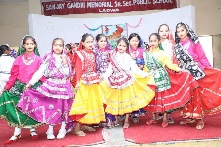 Sanjay Gandhi Memorial Public Senior Secondary School-Cultural Fest