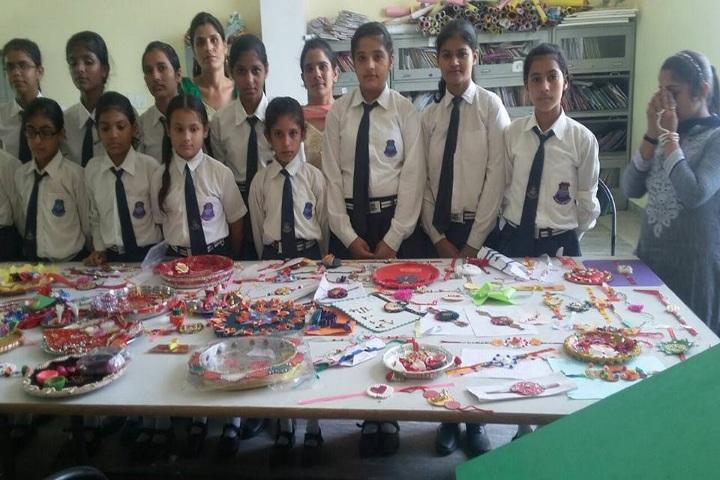 Sanskar International School-Art