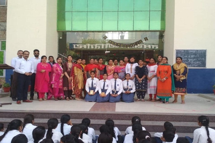 Sanskar International School-Farewell