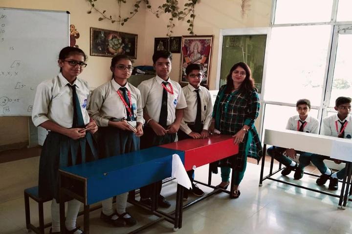 Sanskar International School-Science Quiz