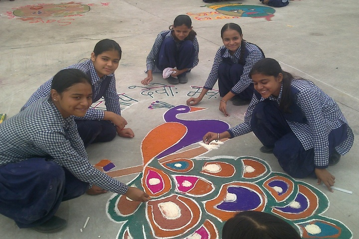 Sant Nikka Singh Public School-Art And Craft