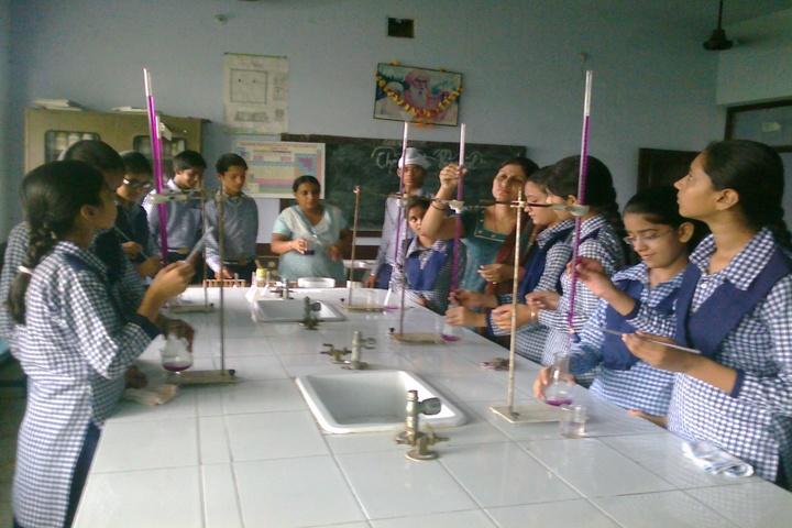 Sant Nikka Singh Public School-Chemistry Lab