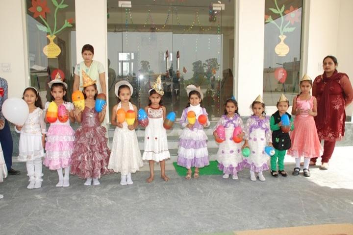 Sant Nikka Singh Public School-Childrens Day