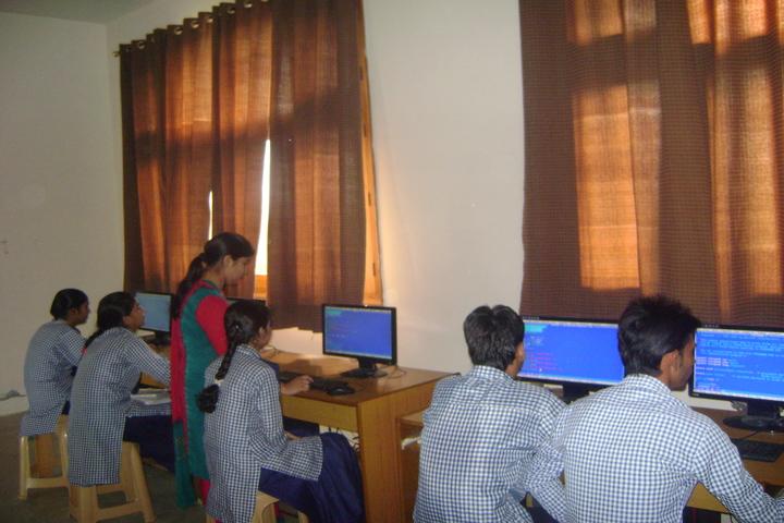 Sant Nikka Singh Public School-Computer Lab