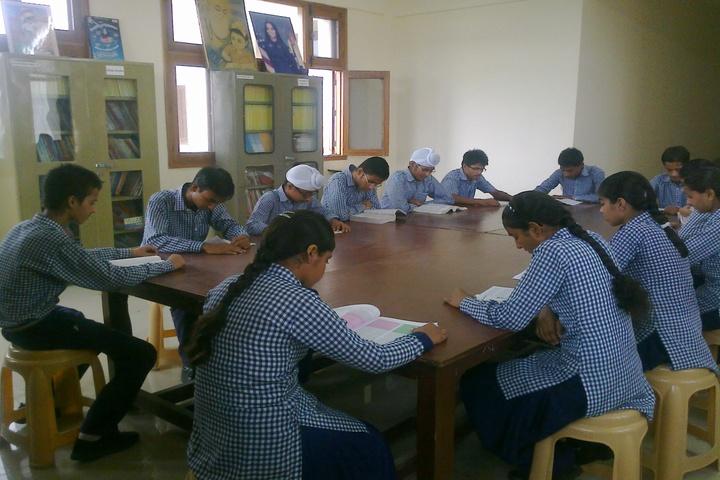 Sant Nikka Singh Public School-Library