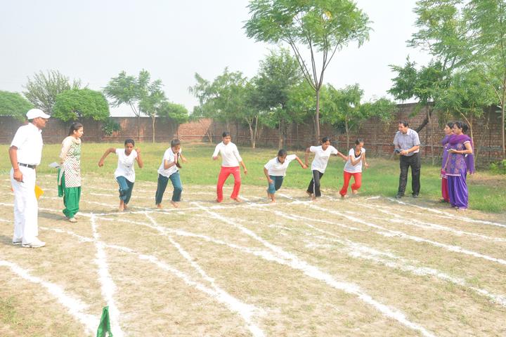 Sant Nikka Singh Public School-Play Ground