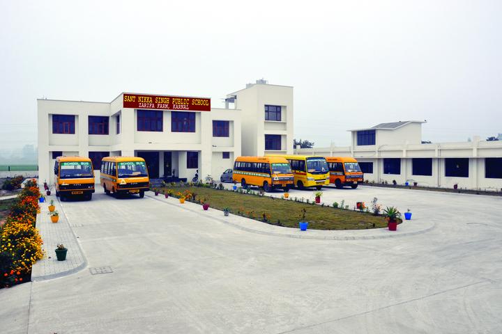 Sant Nikka Singh Public School-School Building