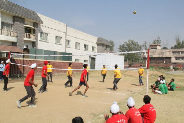 Sant Nischal Singh Public School-Sports