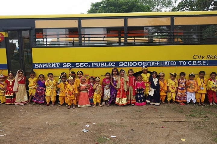 Sapient Senior Secondary Public School-Janmashtami celebrations
