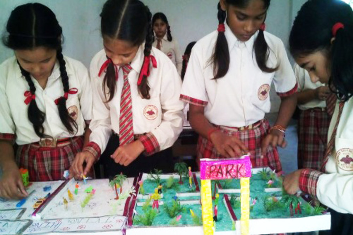 Sapient Senior Secondary Public School-Exhibition