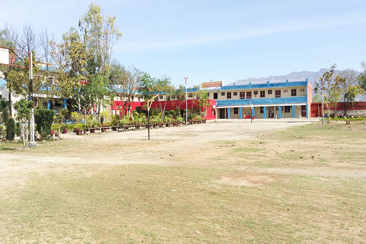 Sapient Senior Secondary Public School-School Building