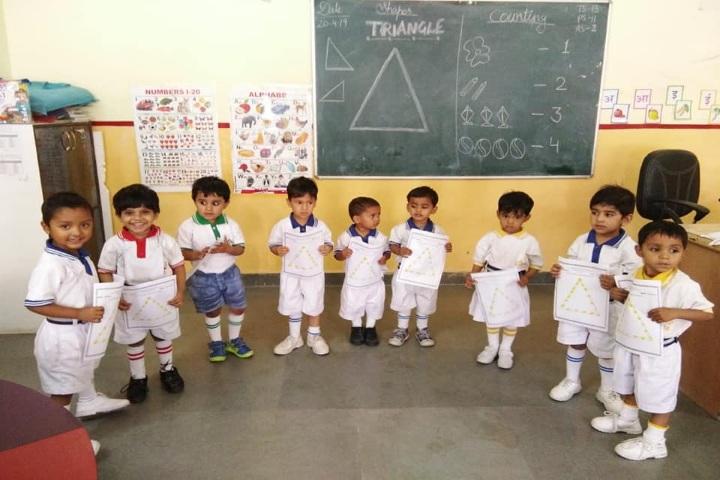 Saraswati High School-Activities