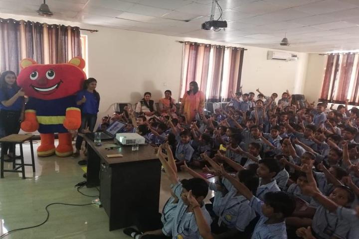 Saraswati High School-Guest Lectures