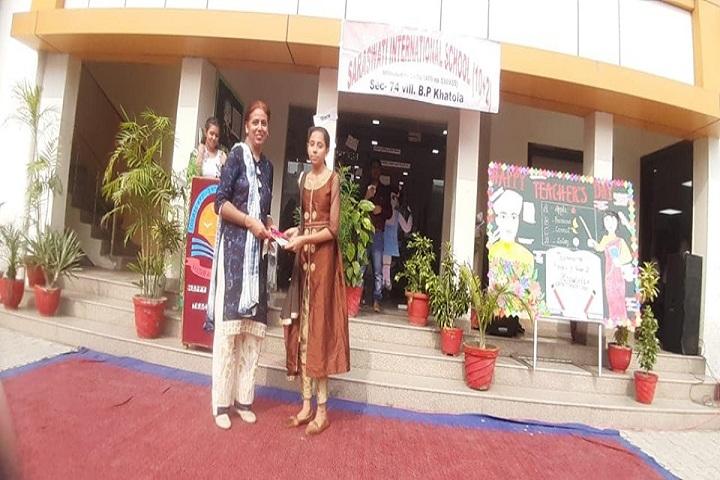 Saraswati High School-Annual Prize Distribution