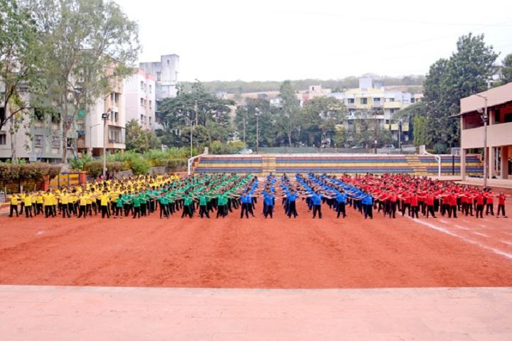 Saraswati High School-Events celebration