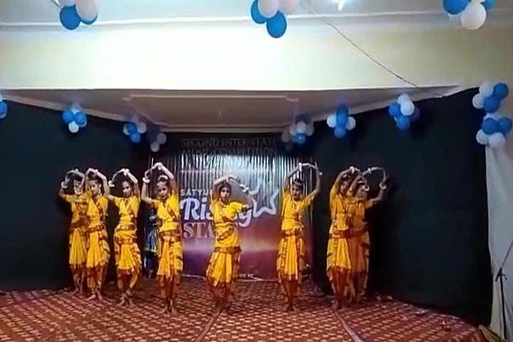 Saraswati High School-Events