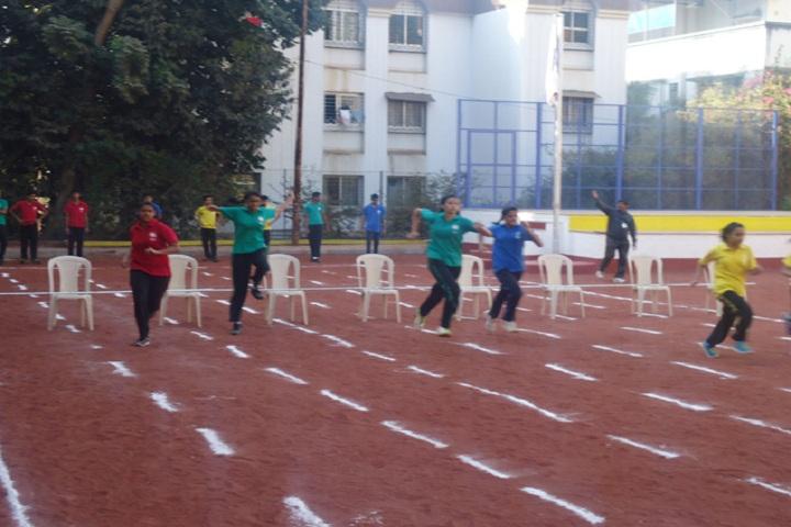 Saraswati High School-Sports