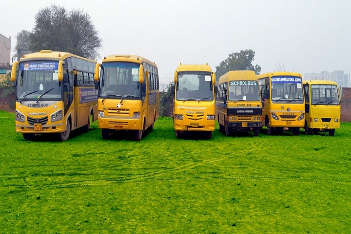 Saraswati High School-Transport