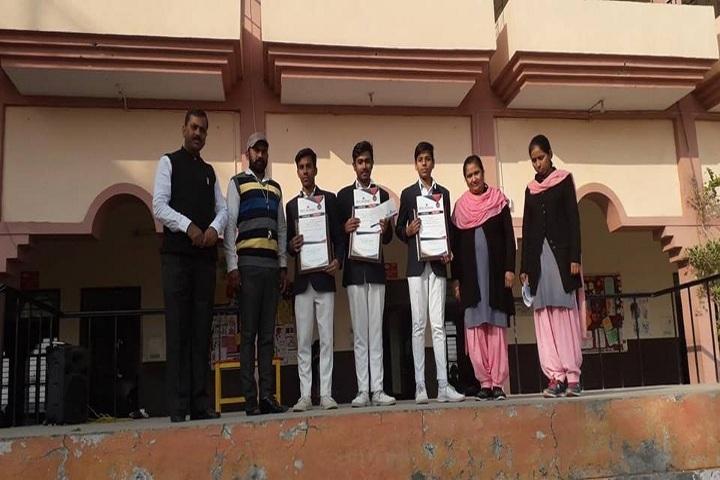 Saraswati Vidya Mandir-Achievements