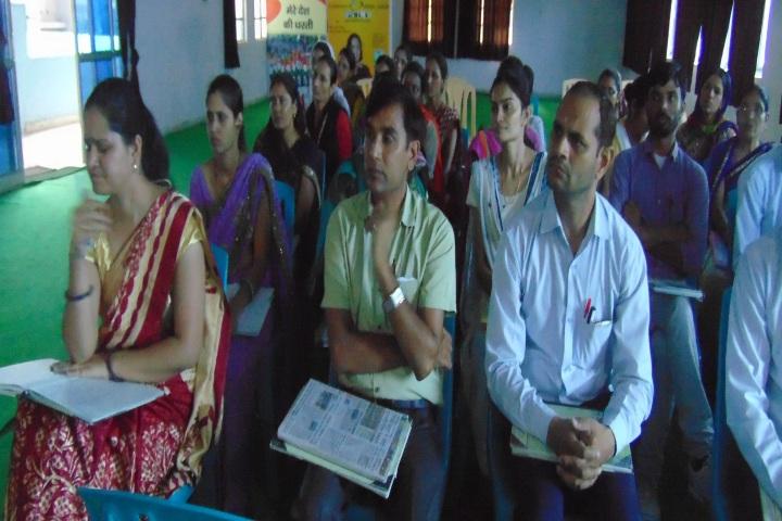 Saraswati Vidya Mandir Senior Secondary School-Motivation Activity