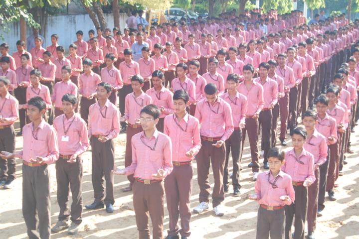 Saraswati Vidya Mandir Senior Secondary School-Yoga