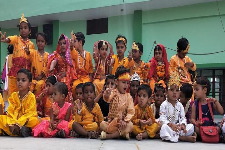 Saraswati Vidya Niketan Senior Secondary School-Krishnastami Celebrations
