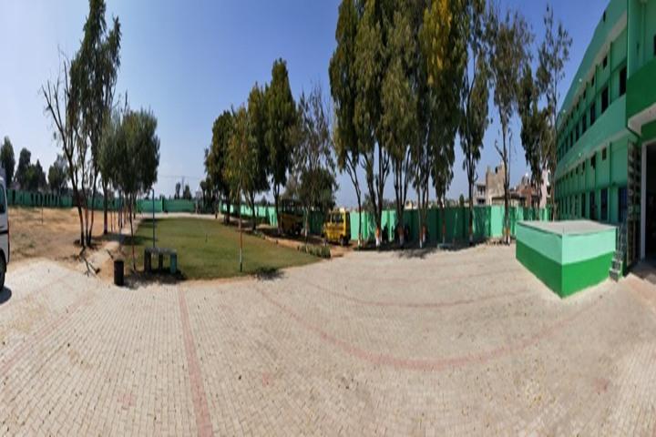 Saraswati Vidya Niketan Senior Secondary School-Play Ground
