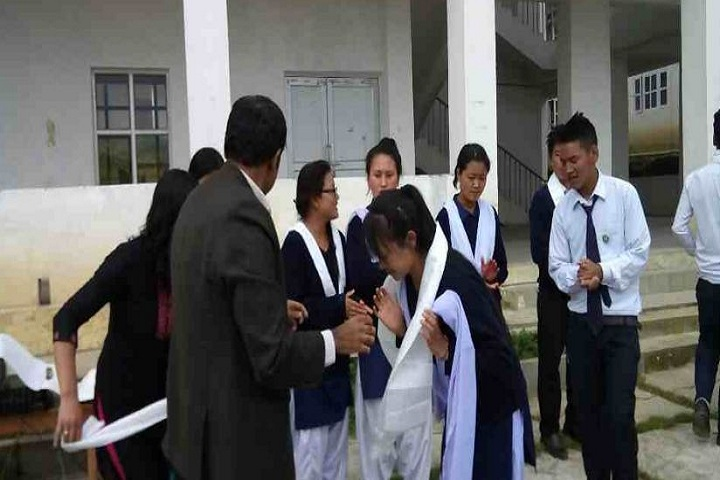 Govt  Town Sec School tuwang-Appriciation cermony