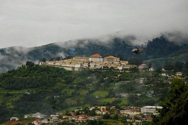 Govt Town Sec School tawang-School-View