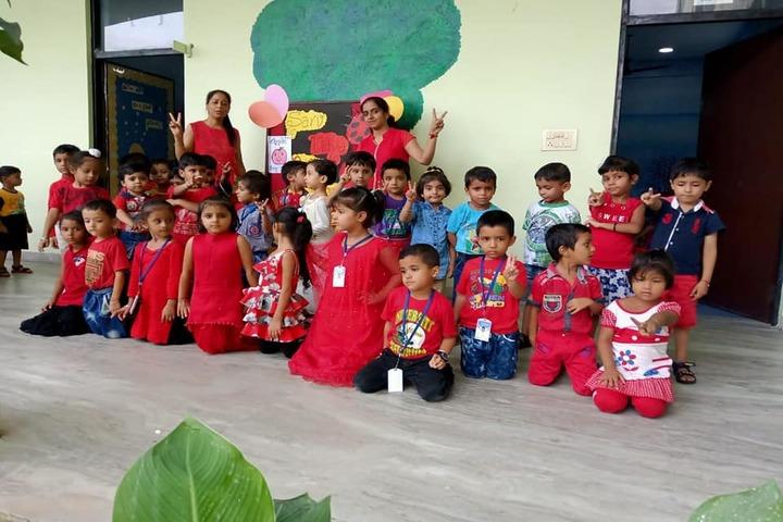 Sarv Vidya Public School-Childrens Day