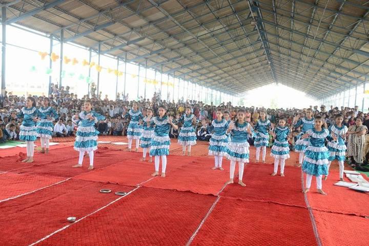 Sarv Vidya Public School-Dancing Activity