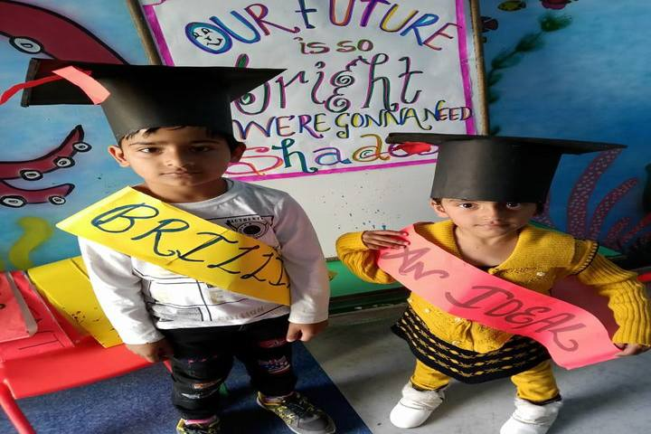 Sarv Vidya Public School-Graduation Day