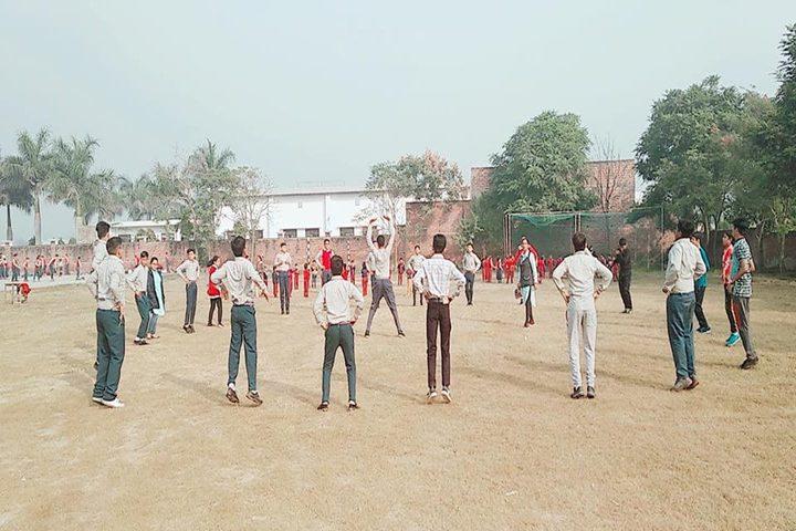Sarv Vidya Public School-Play Ground