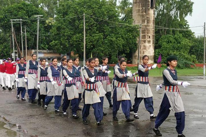 Sarv Vidya Public School-Scout And Guide