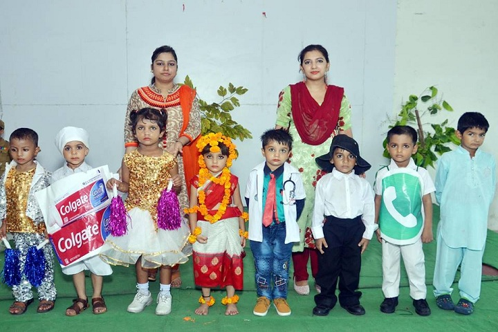 Sarvodya School Of Science-Fancy Dress Competion