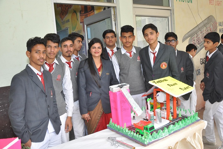 Sarvodya School Of Science-Science Exhibition