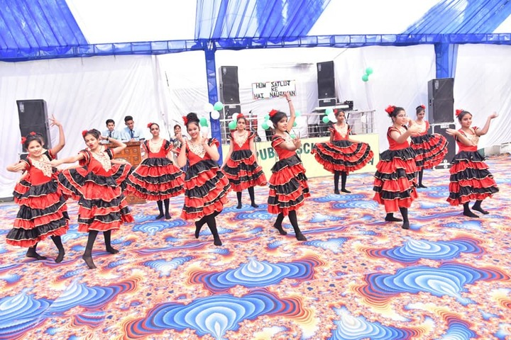 Satluj Public School-Dance