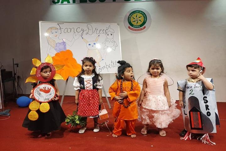Satluj Public School-Fancy Dress