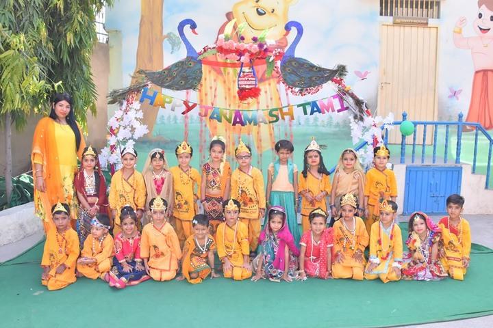 Satluj Public School-Festival Celebration